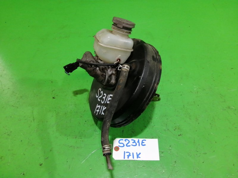 Главный тормозной цилиндр Toyota Sparky S231E (б/у)