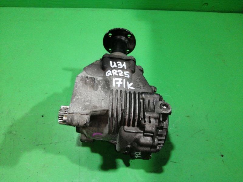 Раздаточная коробка Nissan Presage U31 QR25-DE (б/у)