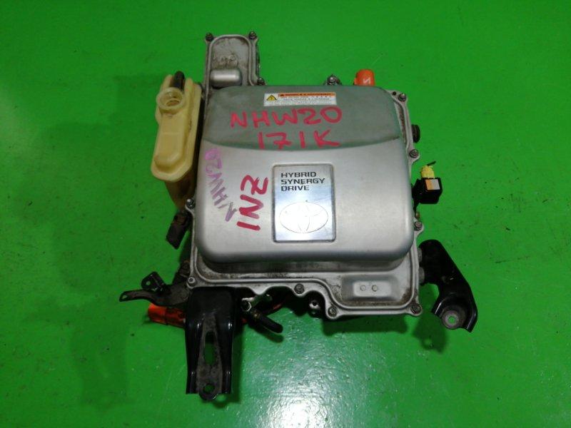 Инвертор Toyota Prius NHW20 1NZ-FXE (б/у)