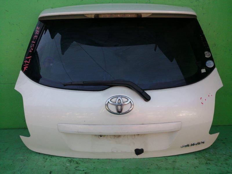 Дверь задняя Toyota Auris ZRE154 (б/у)