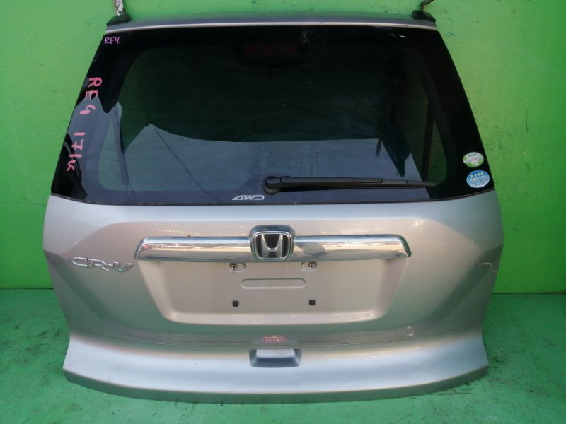 Дверь задняя Honda Crv RE4 (б/у)