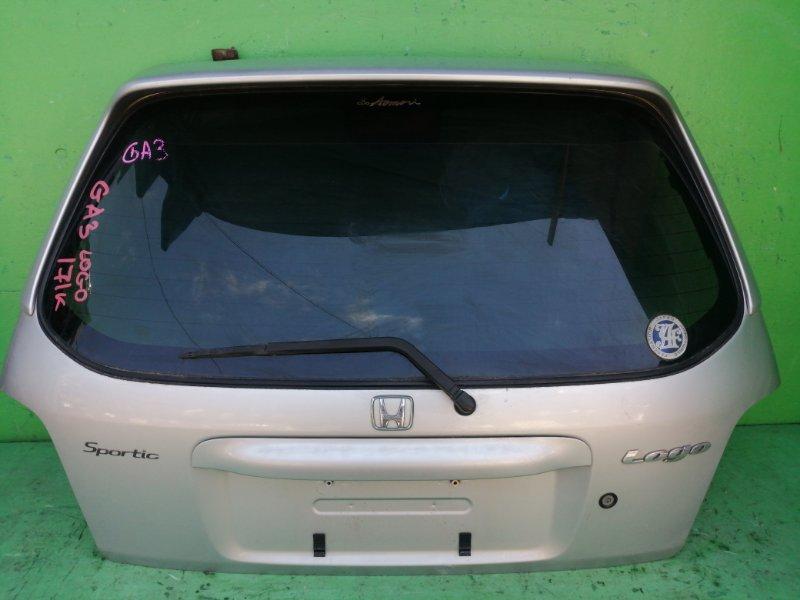 Дверь задняя Honda Logo GA3 (б/у)
