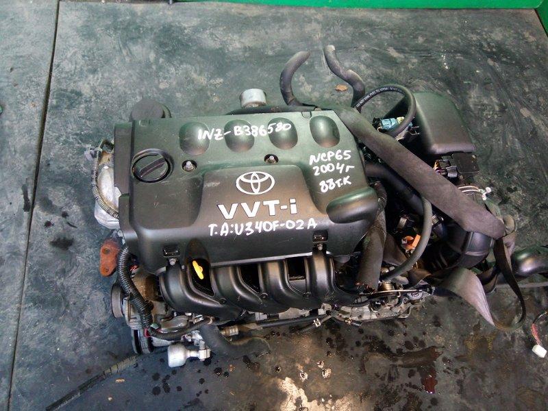 Двигатель Toyota Ist NCP65 1NZ-FE 2004 (б/у)