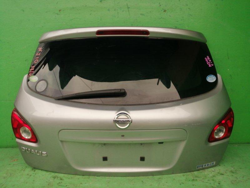 Дверь задняя Nissan Dualis NJ10 (б/у)