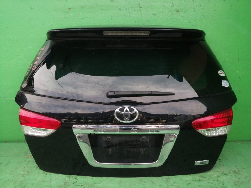Дверь задняя Toyota Wish ZGE20 (б/у)