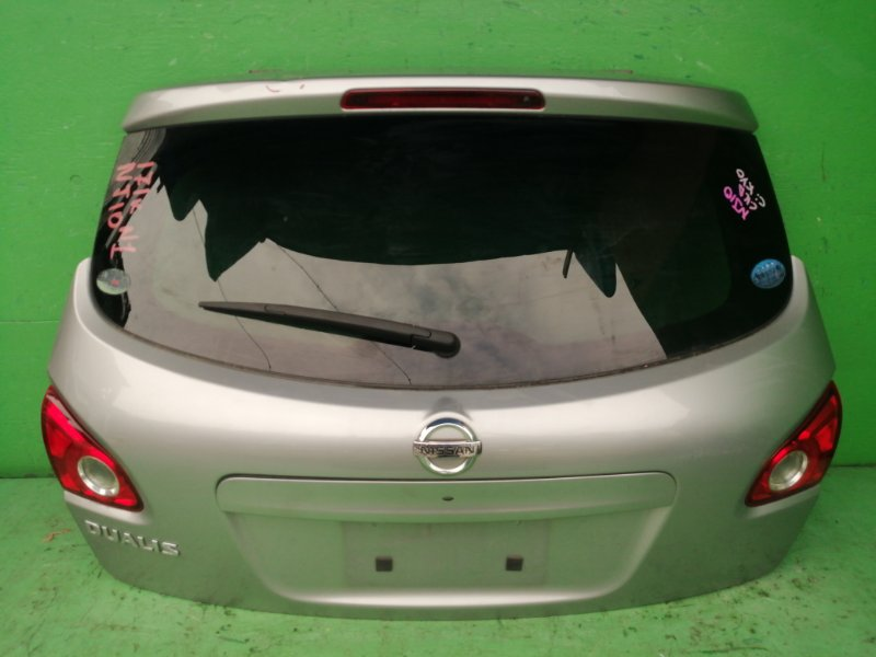 Дверь задняя Nissan Dualis NJ10 (б/у) N1