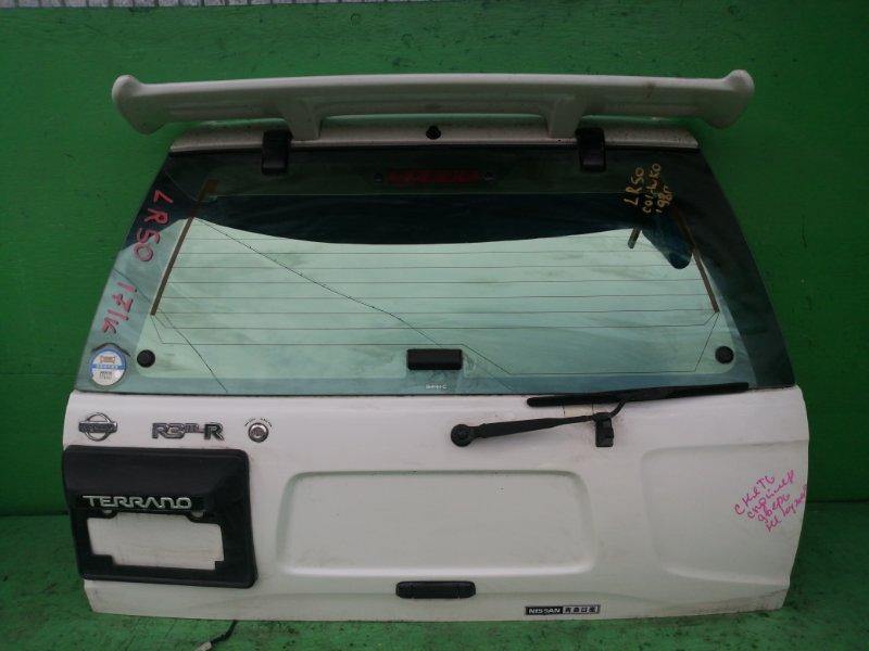 Дверь задняя Nissan Terrano LR50 1998 (б/у)