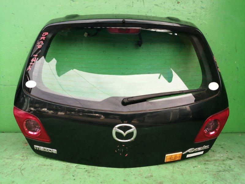 Дверь задняя Mazda Axela BK5P (б/у)