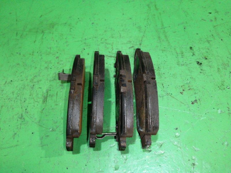 Тормозные колодки Honda Partner EY7 переднее (б/у)