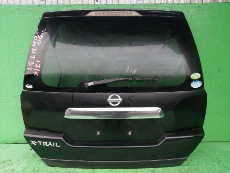 Дверь задняя Nissan Xtrail NT31 (б/у)