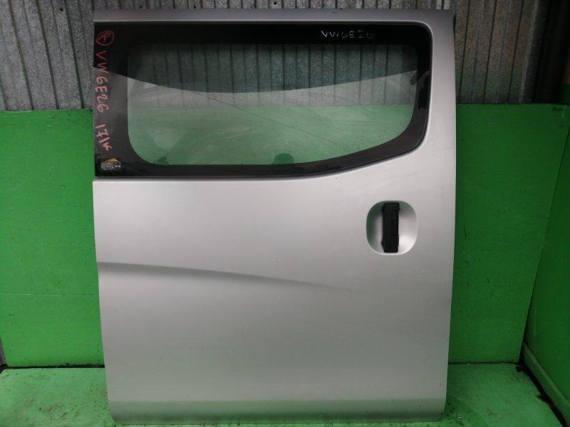 Дверь Nissan Nv350 Caravan E26 задняя правая (б/у)
