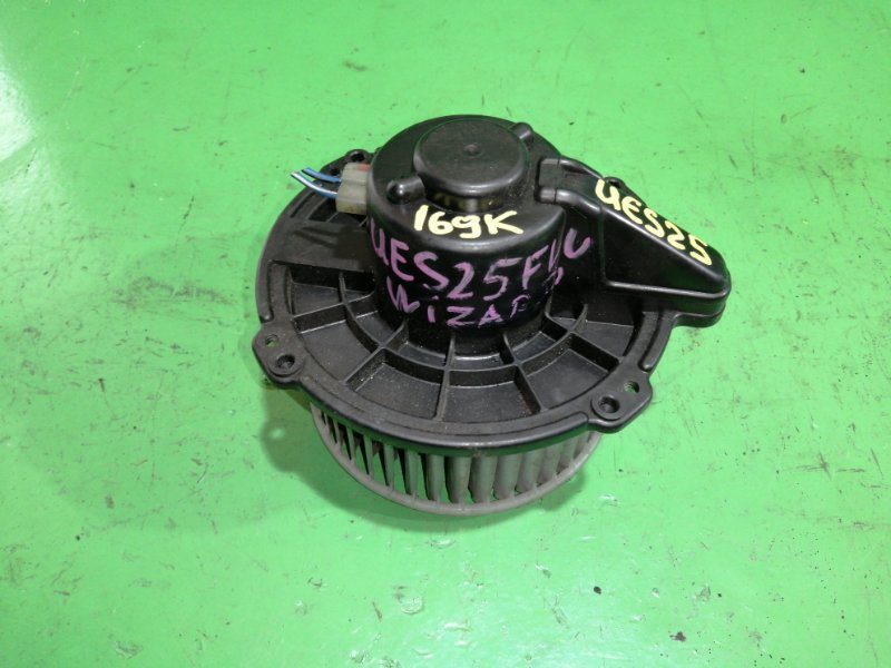 Мотор печки Isuzu Wizard UES25 (б/у)