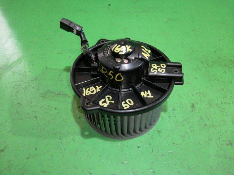 Мотор печки Toyota Noah SR50 (б/у) №1