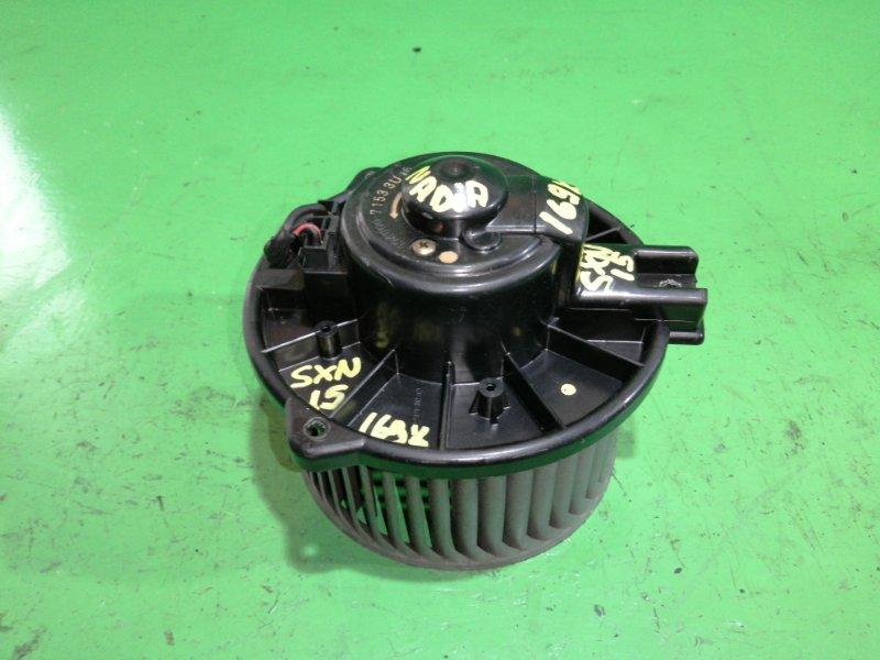 Мотор печки Toyota Nadia SXN15 (б/у)