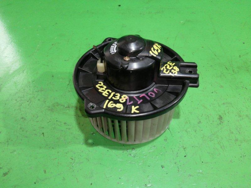 Мотор печки Toyota Voltz ZZE138 (б/у)