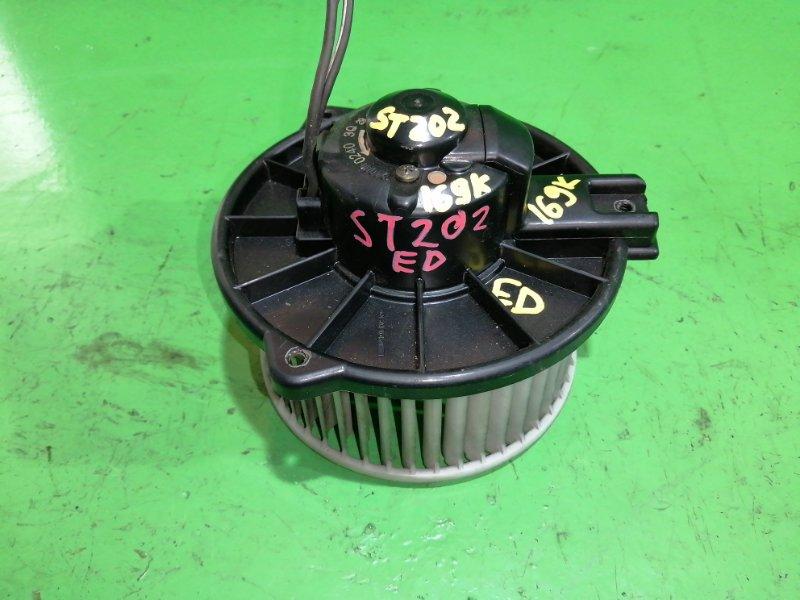 Мотор печки Toyota Carina Ed ST202 (б/у)