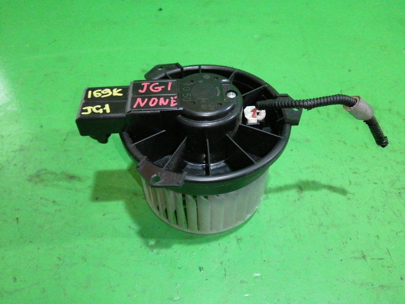 Мотор печки Honda N-One JG1 (б/у)