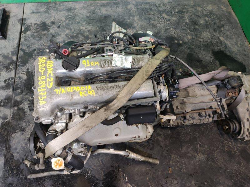 Двигатель Nissan Serena C23 SR20-DE (б/у)