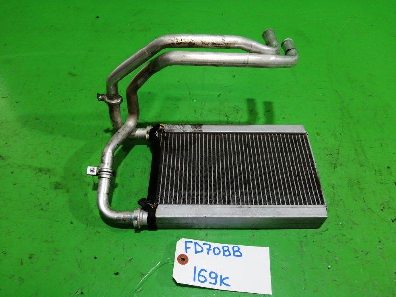 Радиатор печки Mitsubishi Canter FD70BB (б/у)
