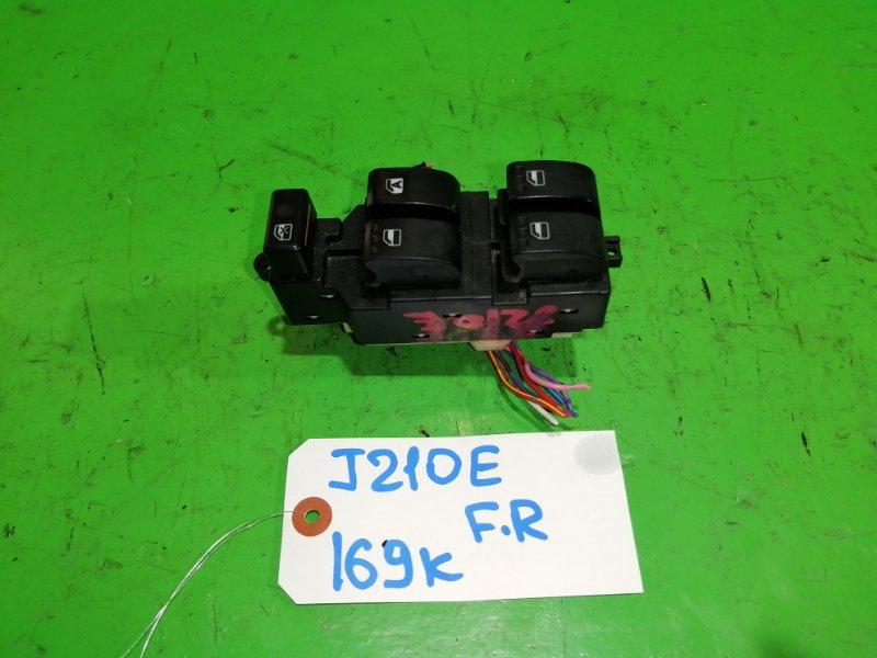 Блок упр. стеклоподьемниками Toyota Rush J210E передний правый (б/у)