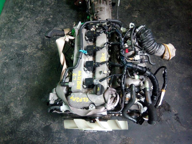 Двигатель Mazda Bongo SLP2M L8 (б/у)
