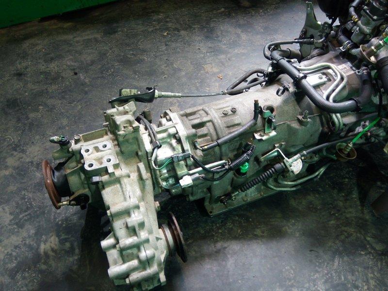 Акпп Mazda Bongo SLP2M L8 (б/у)