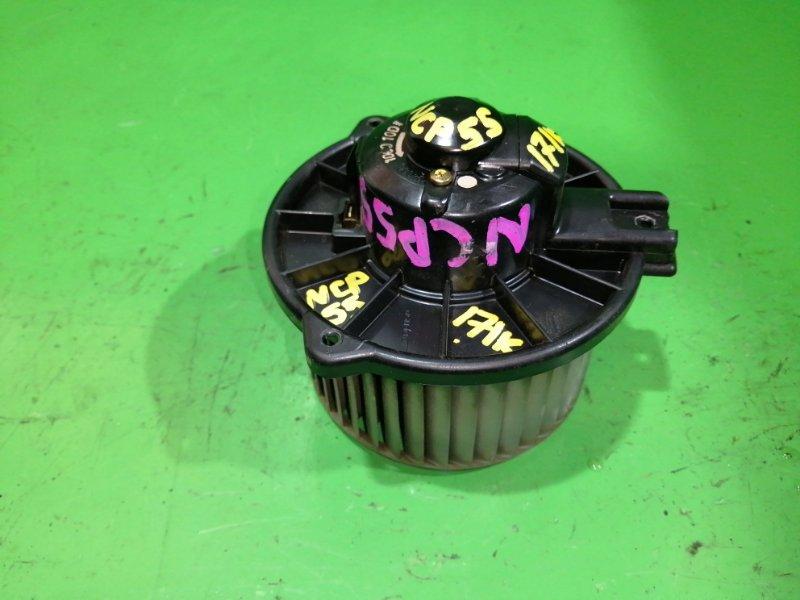 Мотор печки Toyota Probox NCP55 (б/у)