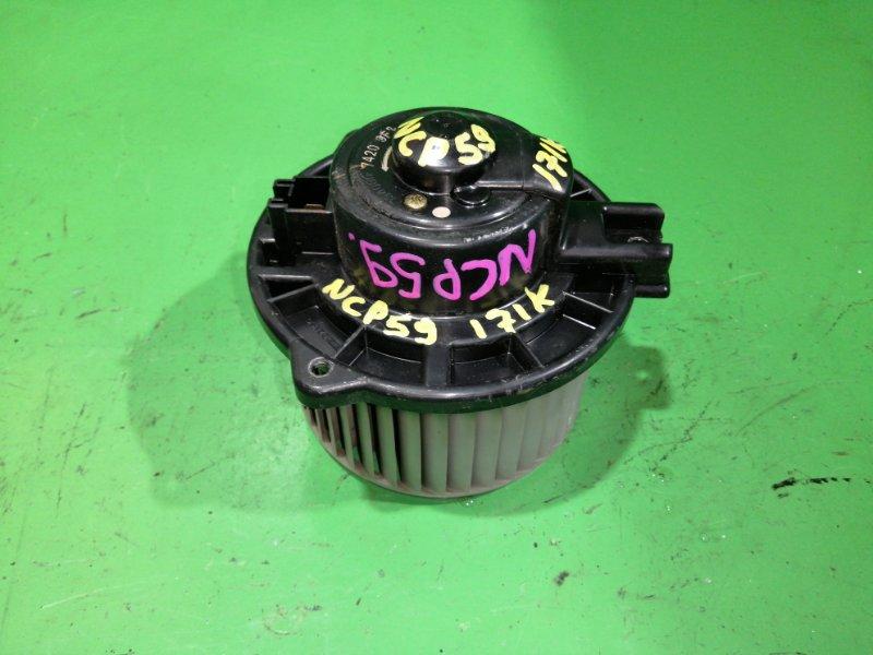 Мотор печки Toyota Succeed NCP59 (б/у)