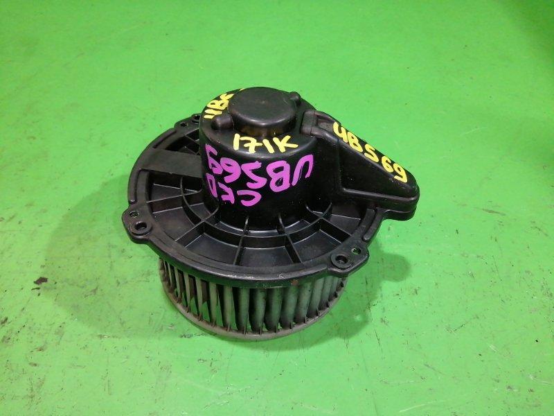 Мотор печки Isuzu Bighorn UBS69 (б/у)