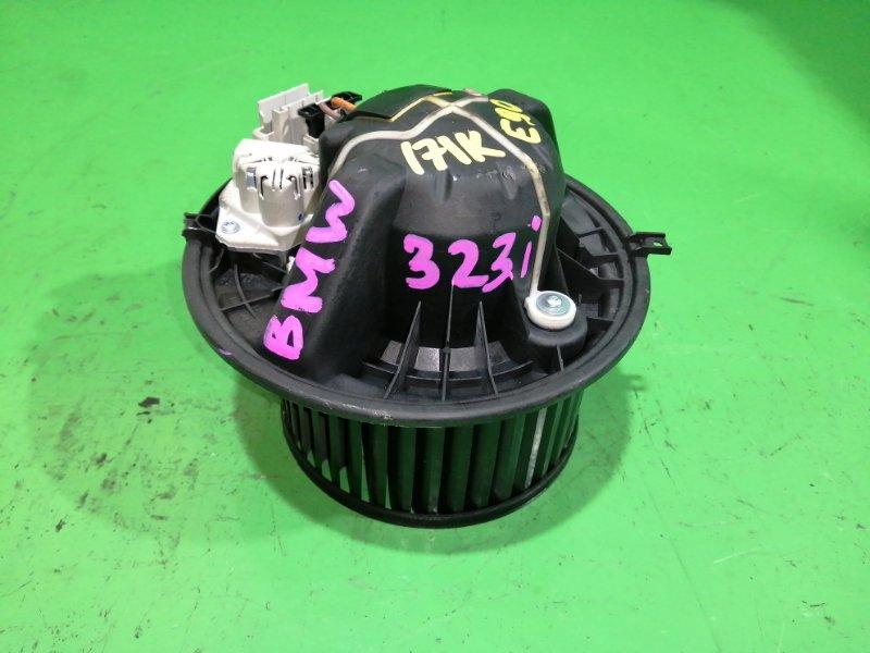 Мотор печки Bmw 323I E90 (б/у)