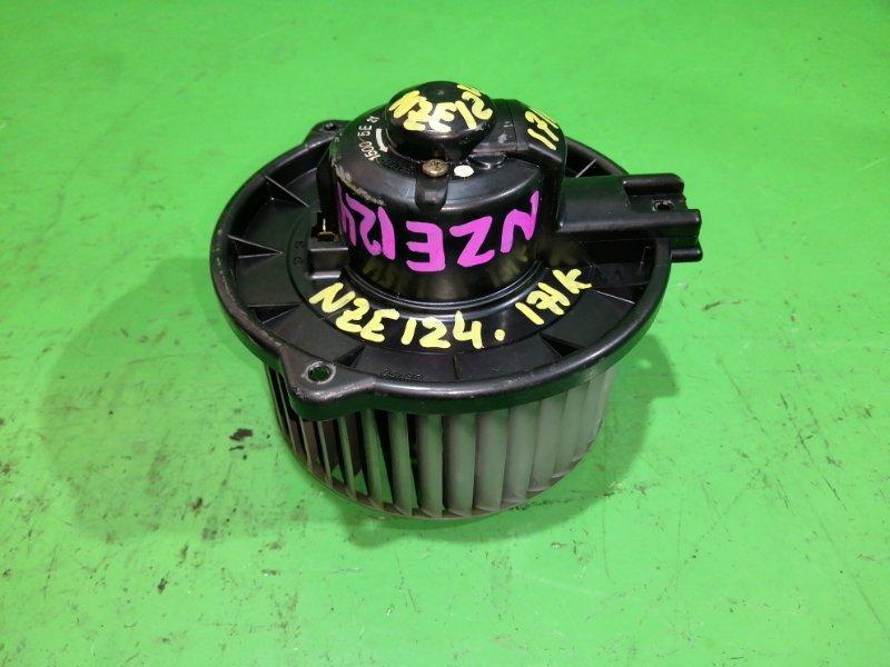 Мотор печки Toyota Fielder NZE124 (б/у)