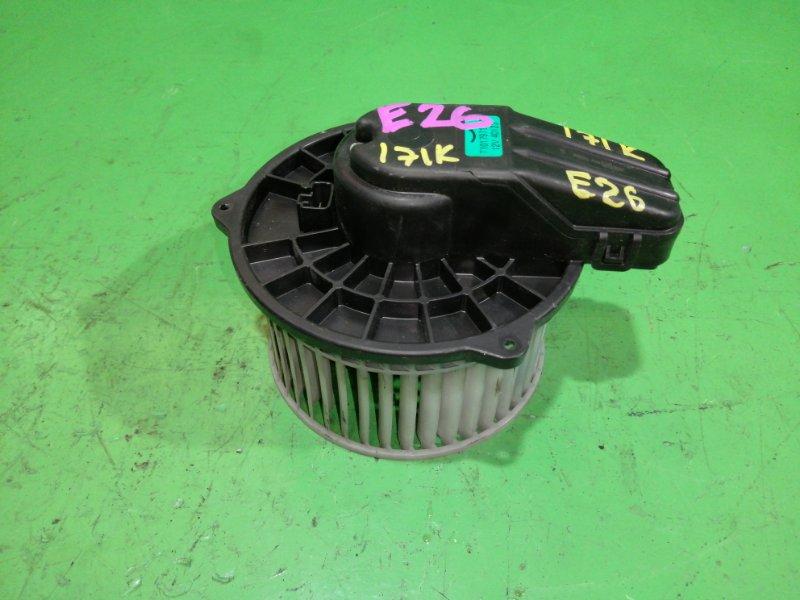 Мотор печки Nissan Nv350 Caravan E26 (б/у)