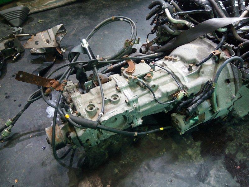 Мкпп Toyota Sparky S231E K3-VE 2001 (б/у)