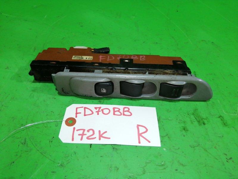 Блок упр. стеклоподьемниками Mitsubishi Canter FD70BB передний правый (б/у)