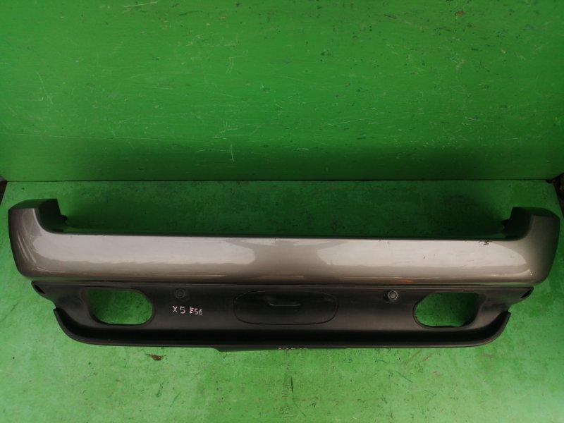 Бампер Bmw X5 E53 задний (б/у)