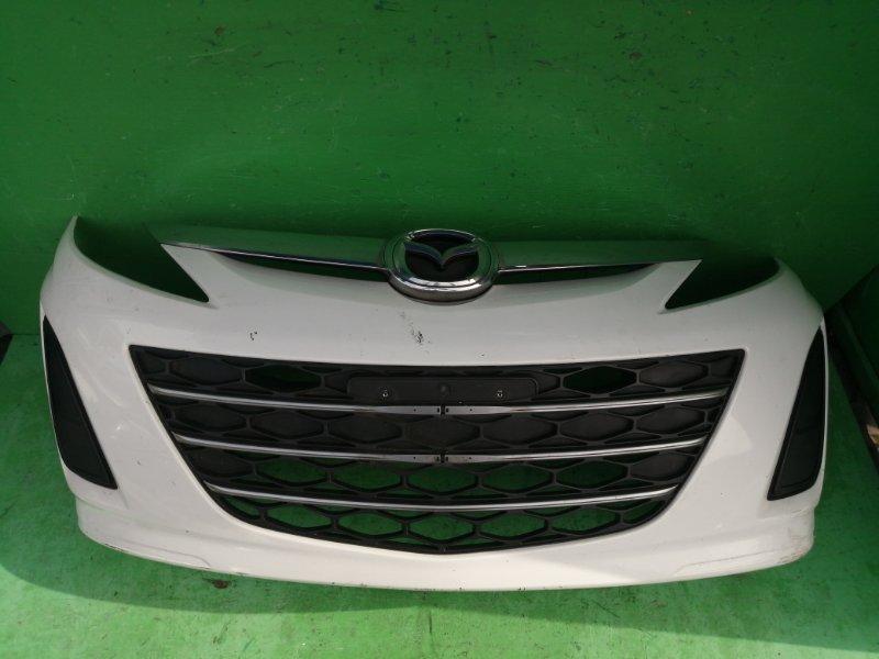Бампер Mazda Biante CCEFW передний (б/у)