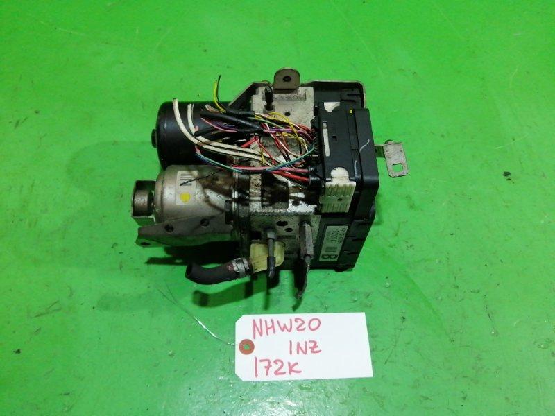Блок abs Toyota Prius NHW20 (б/у)