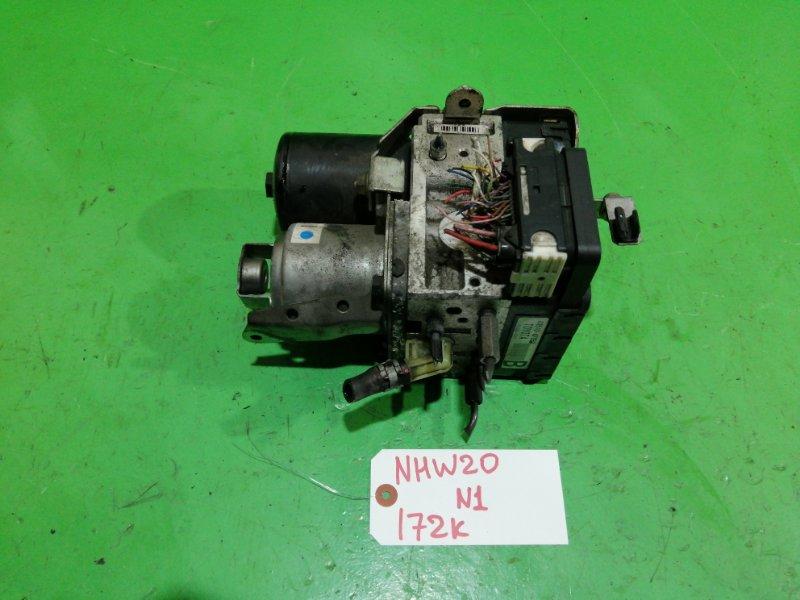 Блок abs Toyota Prius NHW20 (б/у) №1