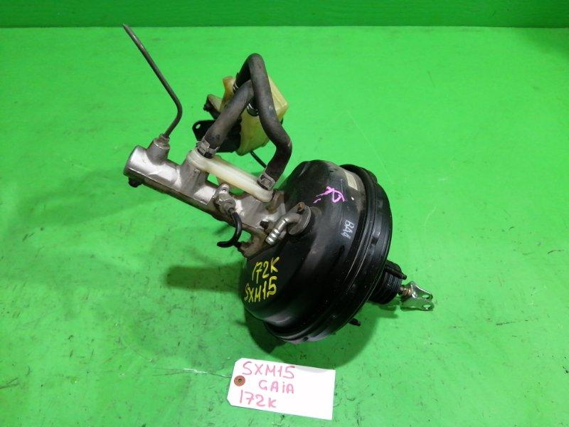 Главный тормозной цилиндр Toyota Gaia SXM15 (б/у)