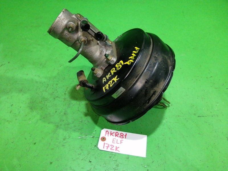 Главный тормозной цилиндр Isuzu Elf AKR81 (б/у)