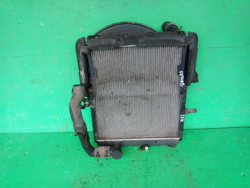Радиатор основной Mitsubishi Canter FD70BB 4M42 (б/у)
