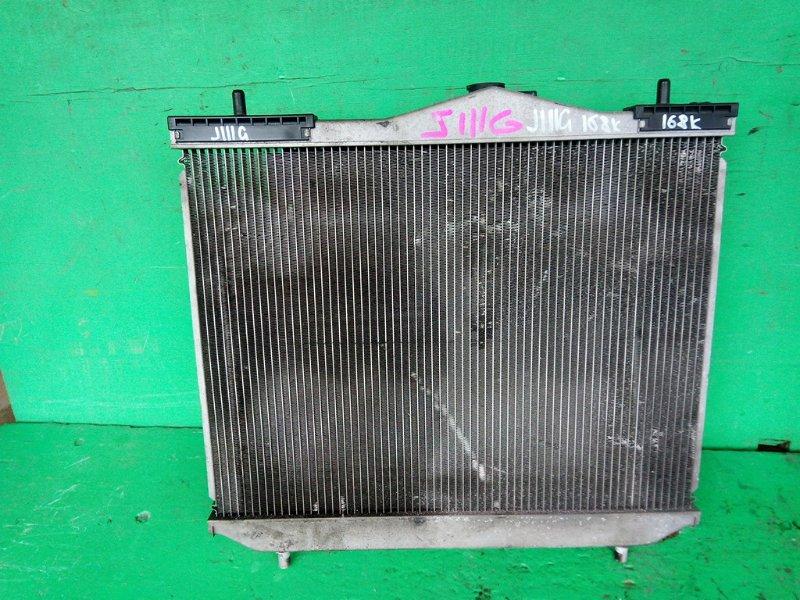 Радиатор основной Daihatsu Terios J111G (б/у)