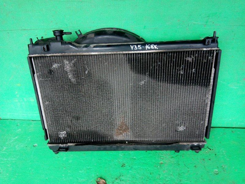 Радиатор основной Nissan Skyline V35 (б/у)