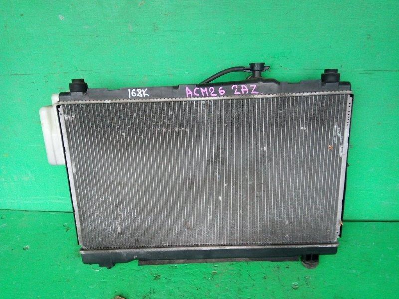 Радиатор основной Toyota Ipsum ACM26 2AZ-FE (б/у)