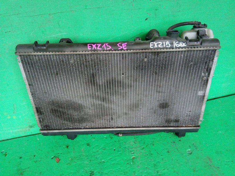 Радиатор основной Toyota Raum EXZ15 5E-FE (б/у)