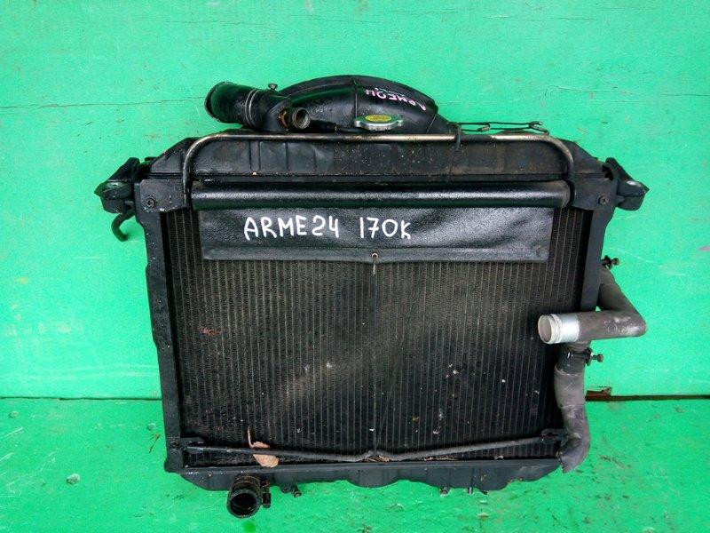Радиатор основной Nissan Caravan E24 (б/у)