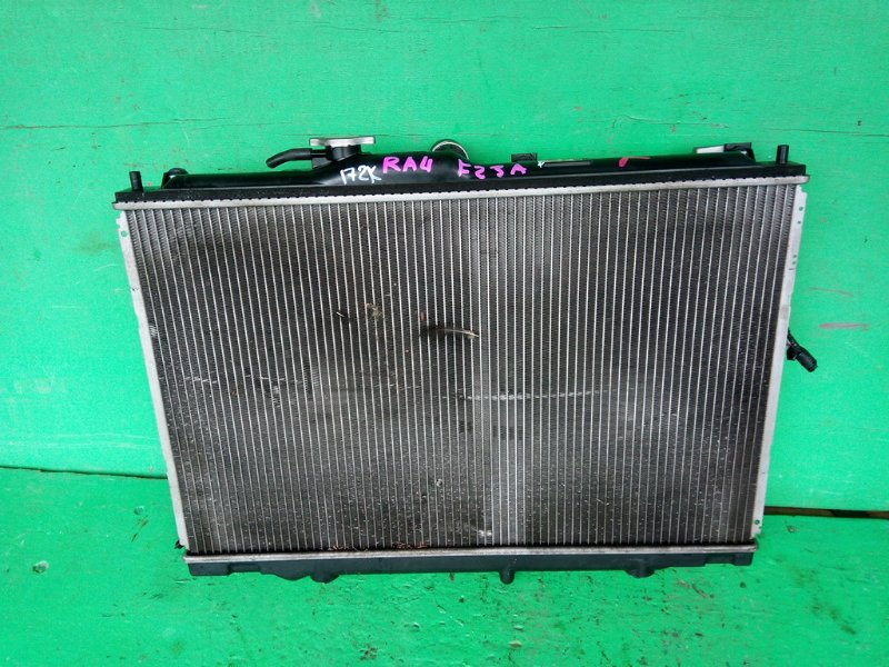 Радиатор основной Honda Odyssey RA4 F23A (б/у)