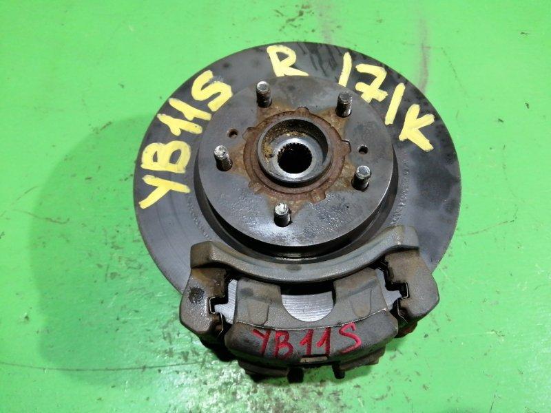 Ступица Suzuki Sx4 YB11S передняя правая (б/у)