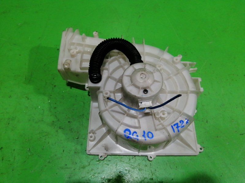Мотор печки Nissan Bluebird Sylphy QG10 (б/у)
