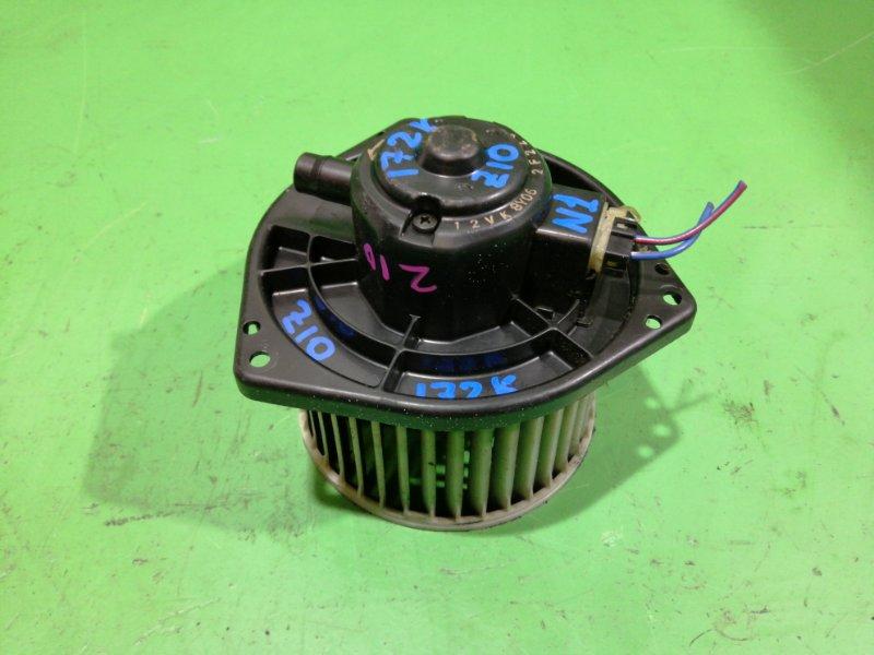 Мотор печки Nissan Cube Z10 (б/у) №1